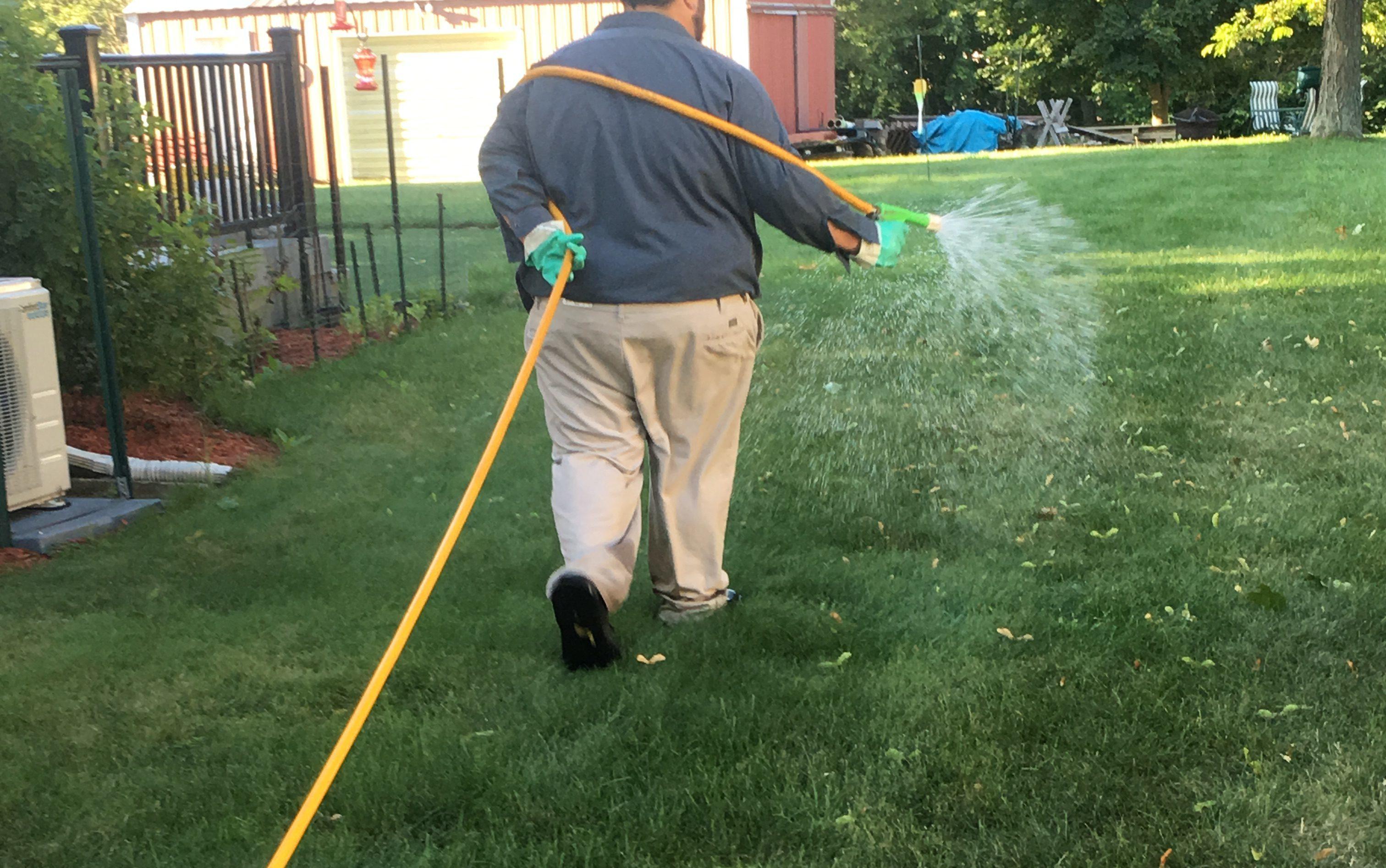 Seasonal Lawncare Has the Pest Control Program For You